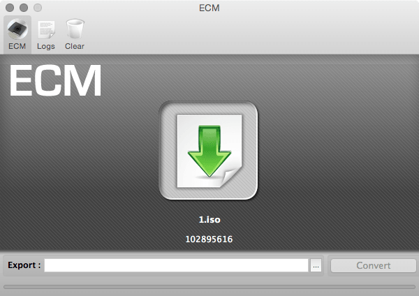 ECM Drag & Drop